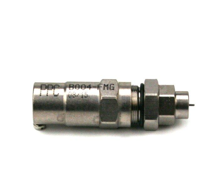 B004-FM,Kabelübergang RG 11 auf F-Stecker