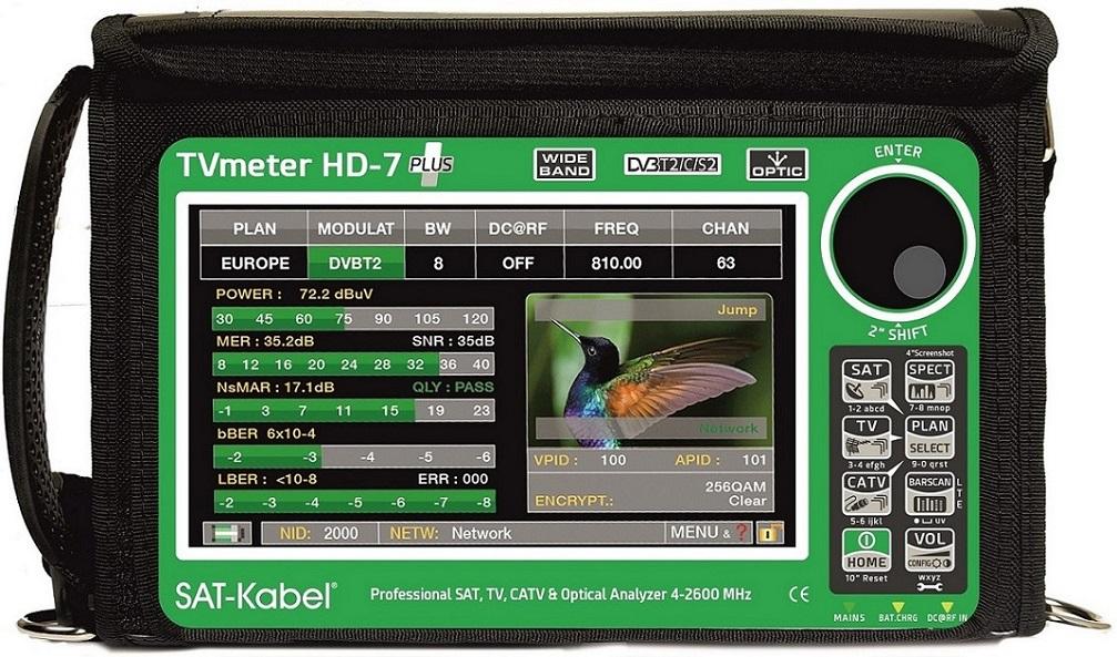 TVmeter HD-7 Plus
