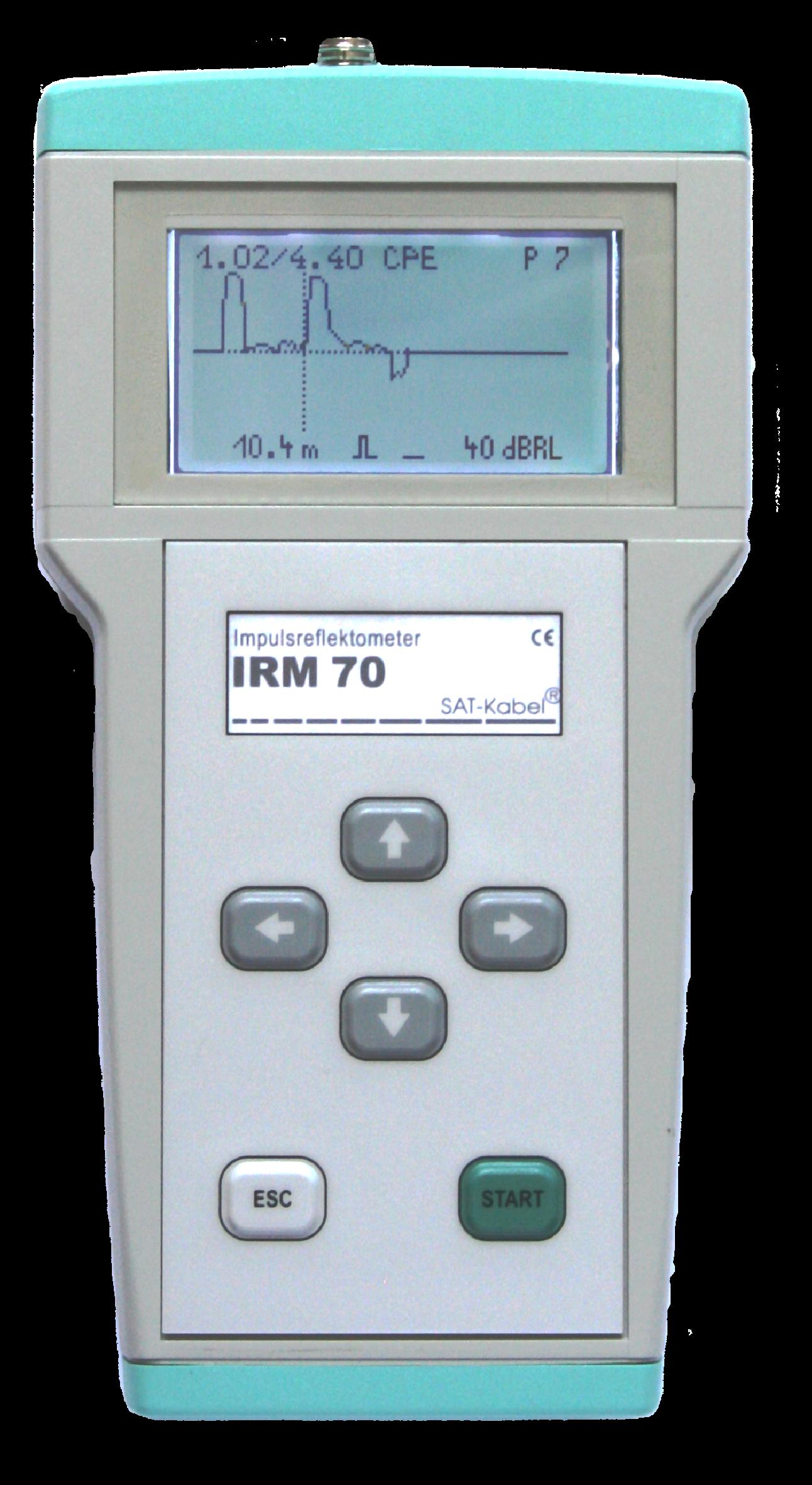 IRM 70 - Impulsreflektometer