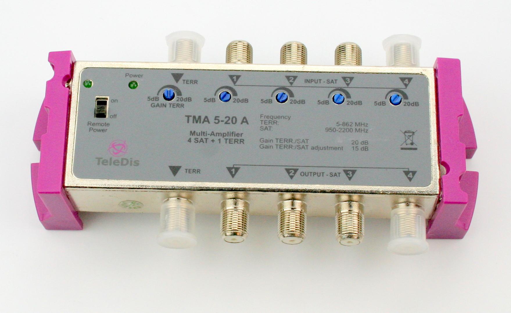 TMA 5-20 A, Multi Amplifier