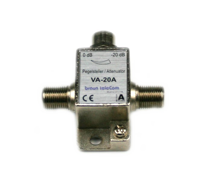 Dämpfungssteller variabel VA-20A