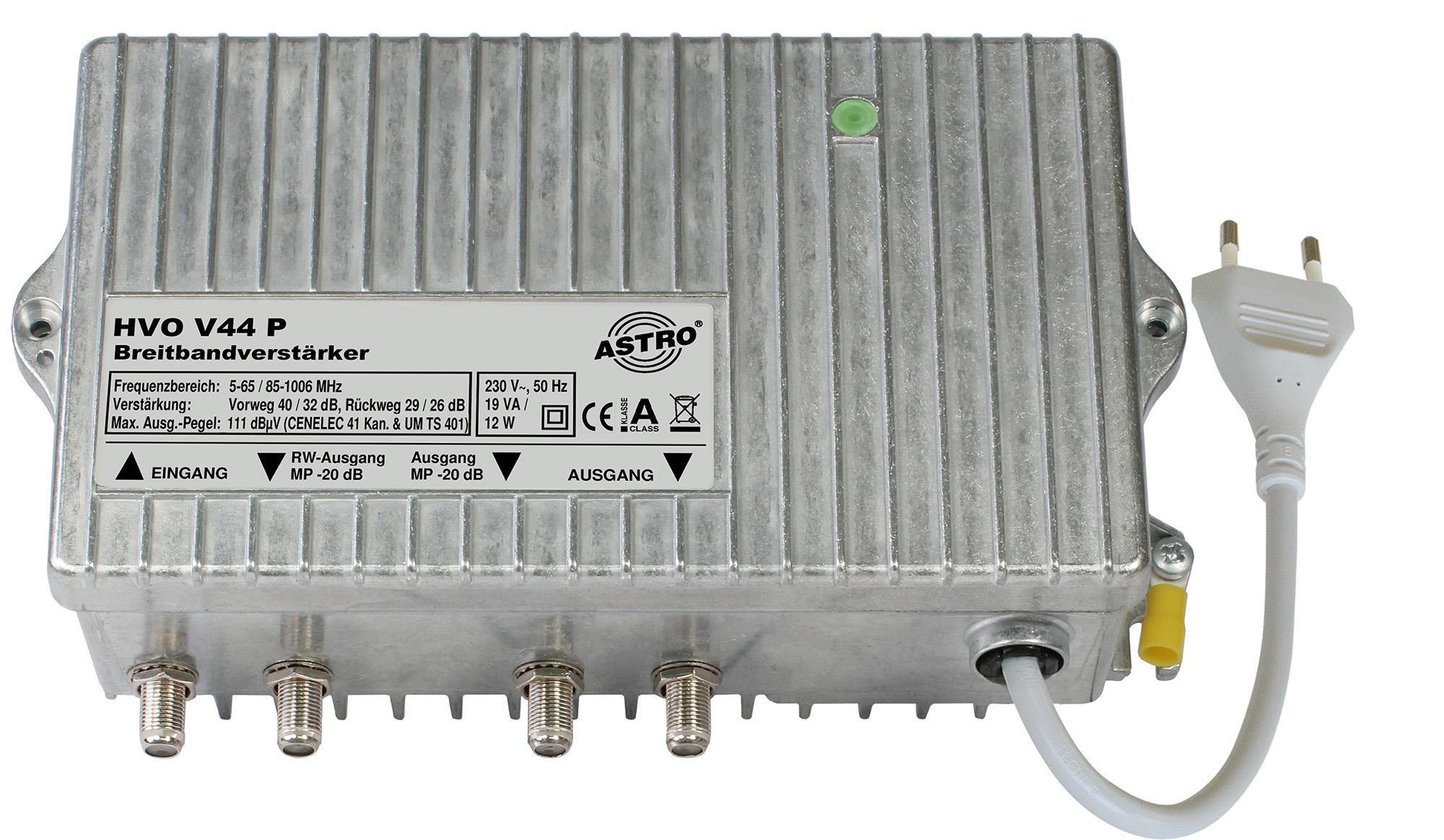 HVO V44 G, ortsgesp. Breitbandverstärker