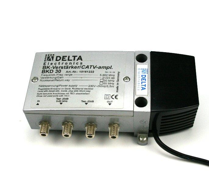 BKD 30SF/RV 65-32 EF Hausanschlussverstärker