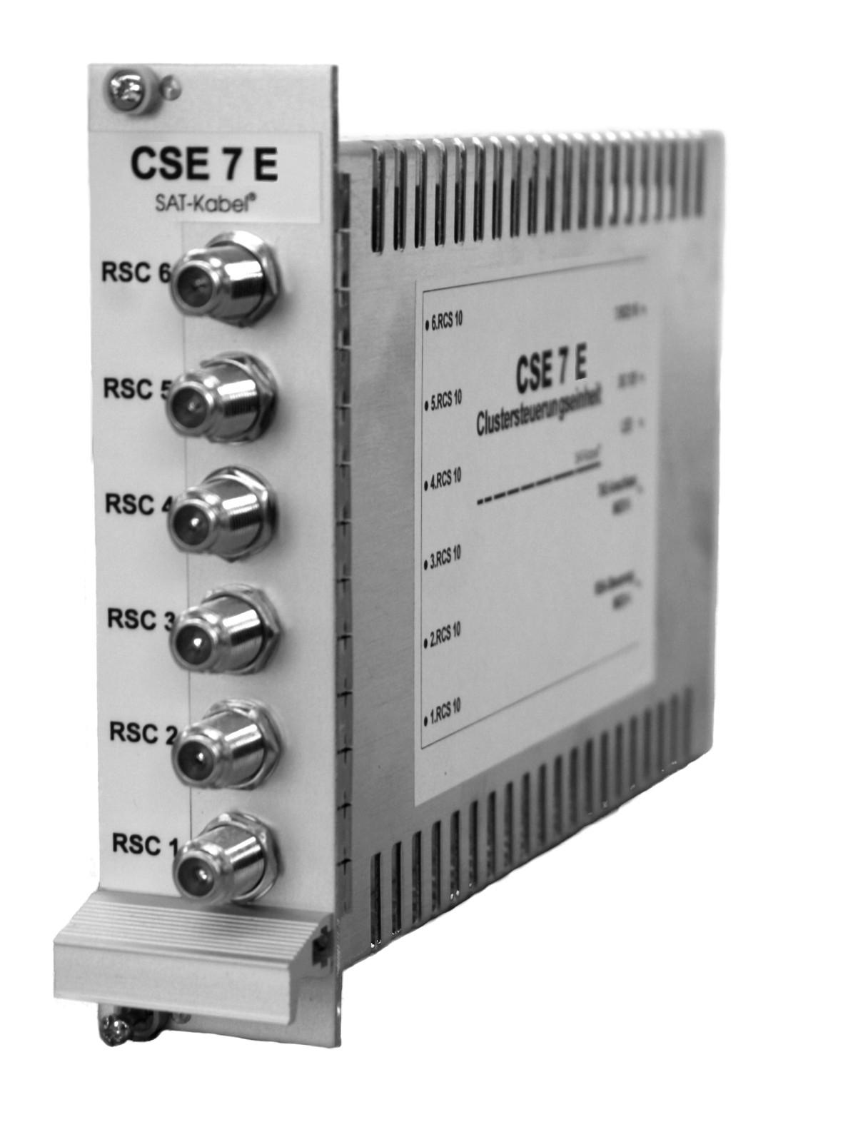 CSE 7 E - Cluster-Steuereinheit