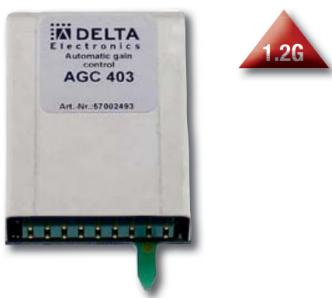 AGC 503 G Auto‐Gain‐Control für LHD/NVD
