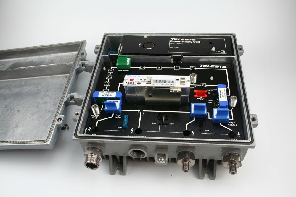 AC 3000 F, gebraucht