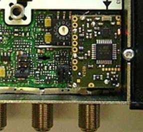 Rückkanalschalter VX40C-RS