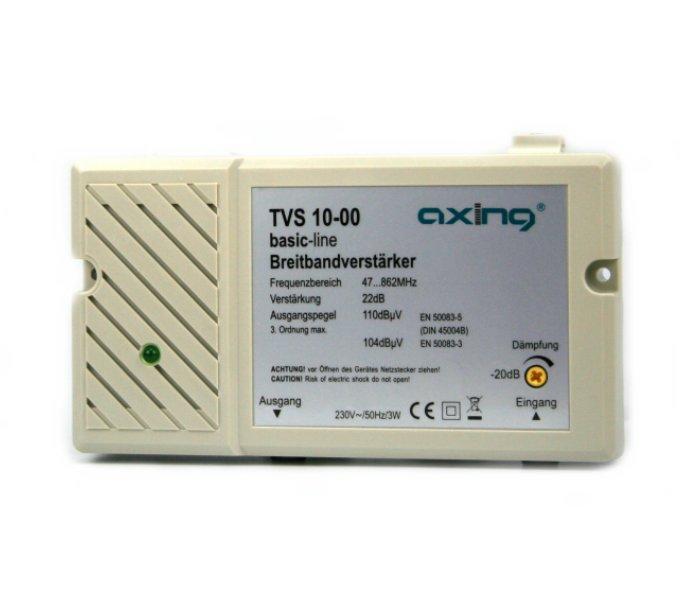 Breitbandverstärker TVS 10-00