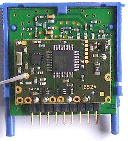 Modul AC6144-RS mit Rückwegschalter für Teleste