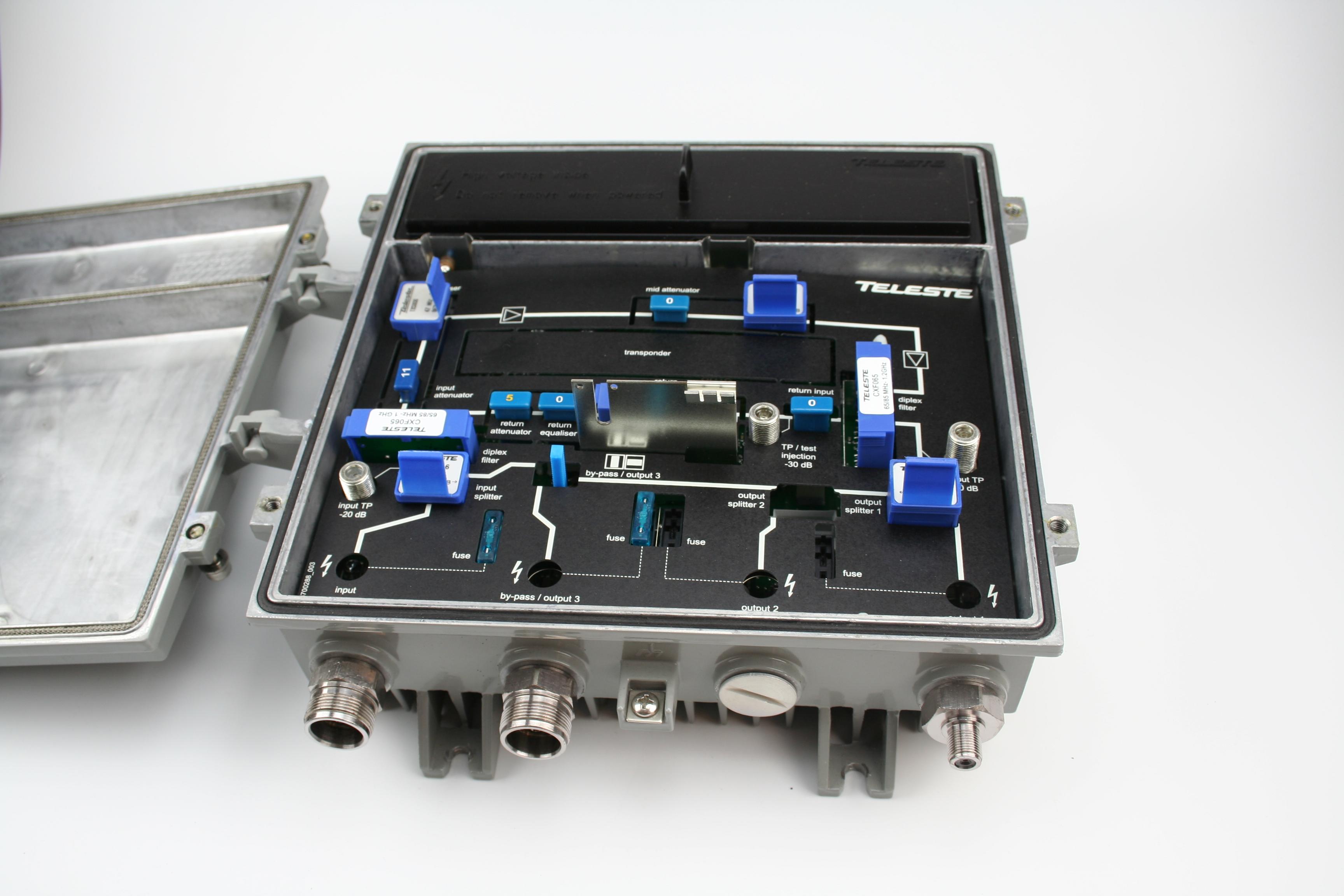 AC 1000 F, gebraucht