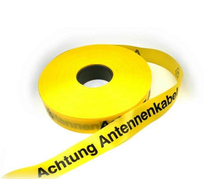 """Leitungswarnband """"Antennenkabel"""" KWB 250/4"""