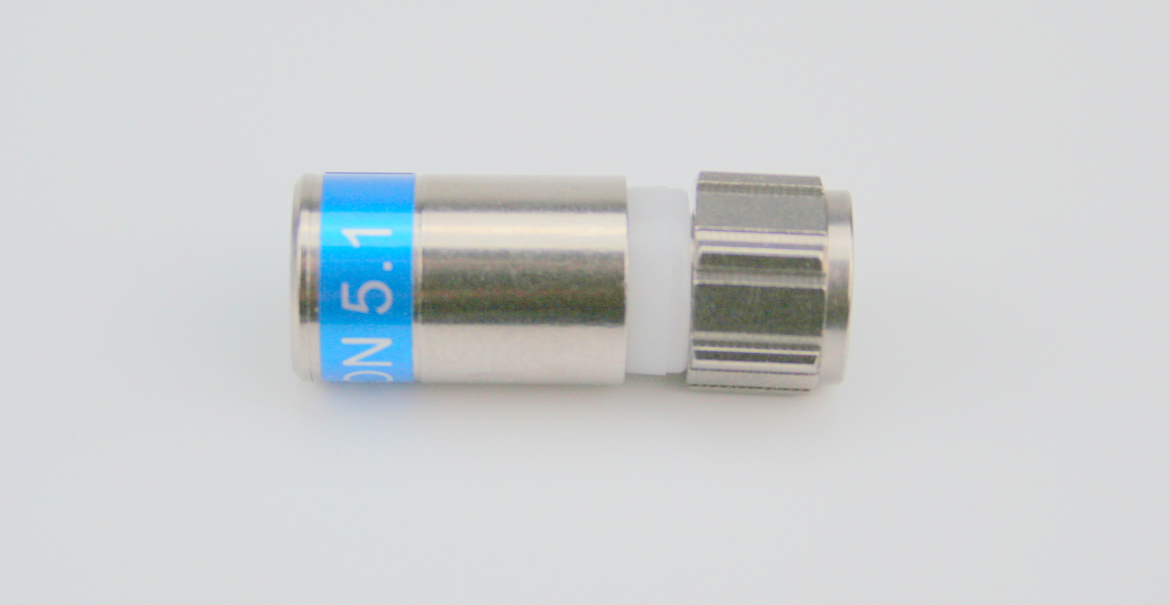 F-6-TD 5,1 Kompressions F-Stecker