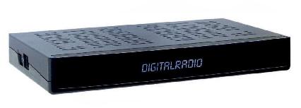 DVB-C Radiotuner - DRR 01