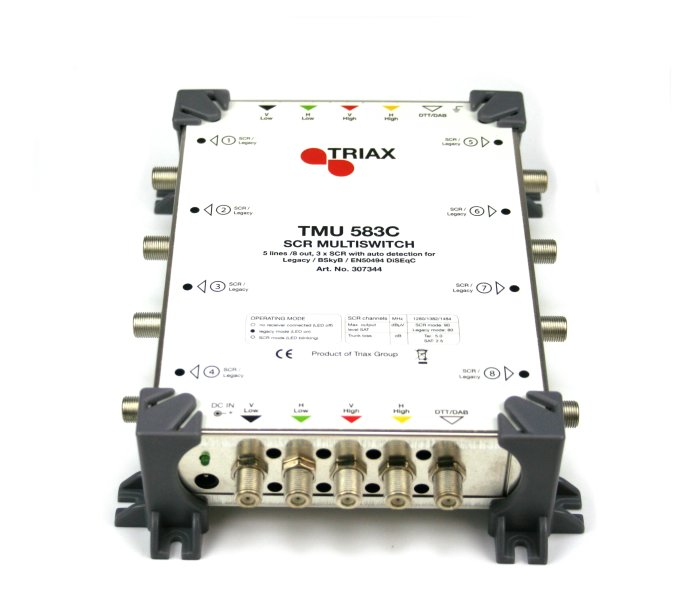 Multischalter TMU 583 C