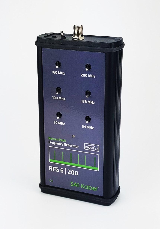 RFG 6-200 Rückkanalfestfrequenzgenerator