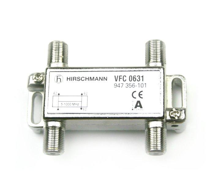 Verteiler F 3fach VFC 0631