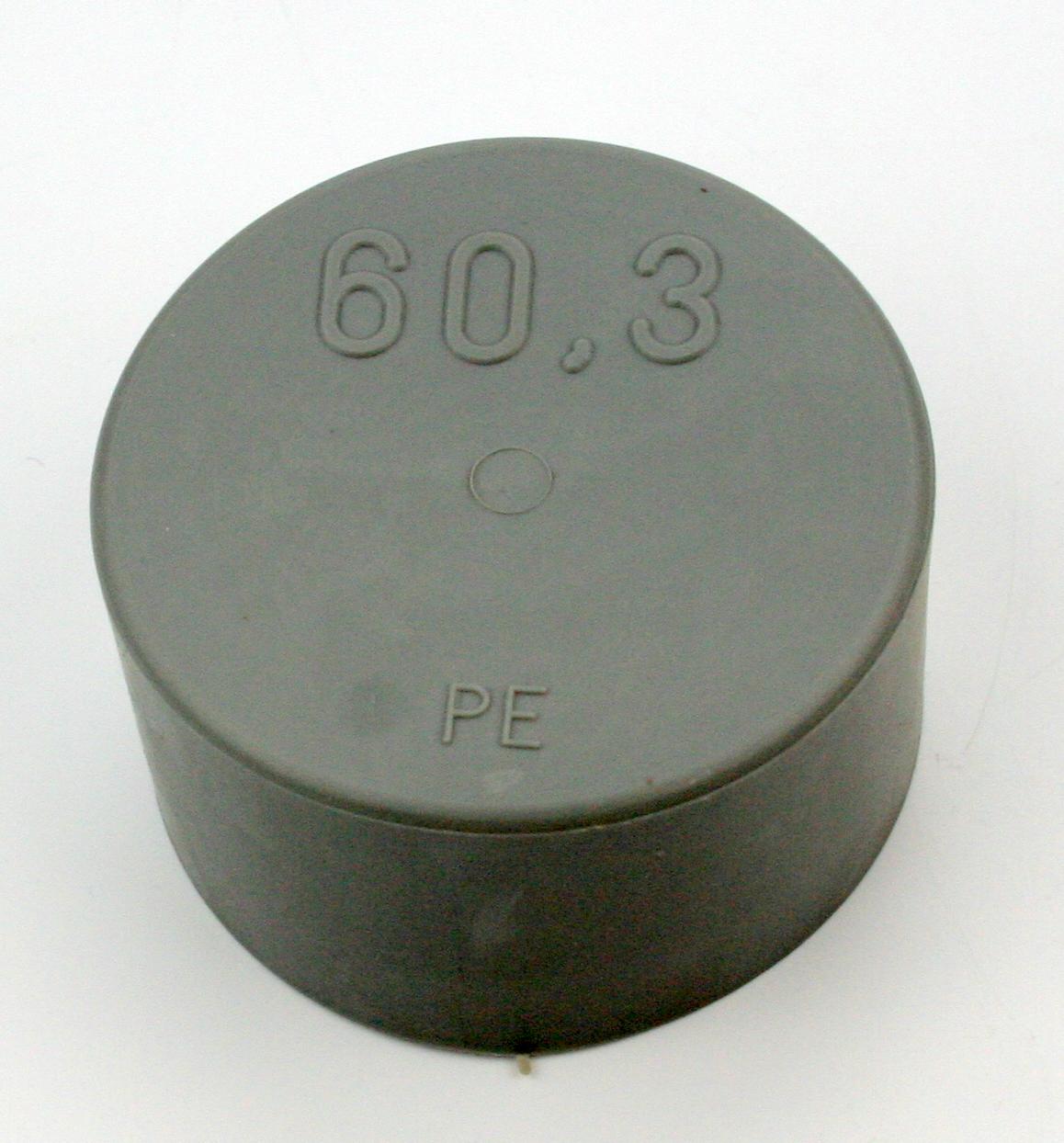 MAKA 60, Mastkappe für Mast 60 mm